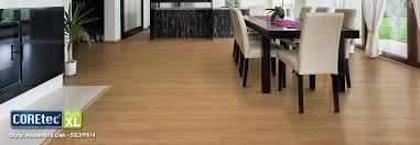 coretec plus xl engineered luxury vinyl floors to go