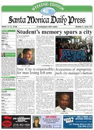 lexus santa monica general manager santa monica daily press march 11 2006 by santa monica daily