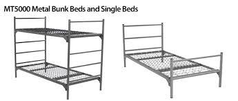 Stackable Bunk Beds Heavy Duty Metal Bunk Beds Metal Beds Intensive Use Commercial Grade
