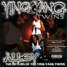 ying yang twins alley the return of the ying yang twins 2002 album cover