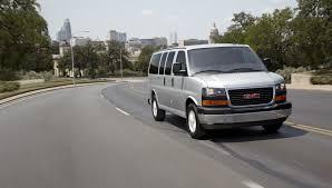 2016 savana passenger full size passenger van