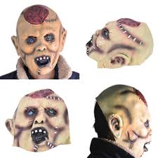 latex masks halloween online buy wholesale scary halloween masks for sale from china