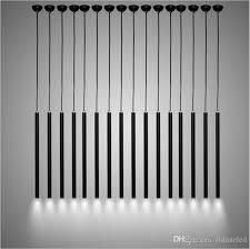 Cool Pendant Lighting Modern Black Led Pendant Lights Pipe Pendant Lighting Creative