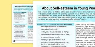 about self esteem about self esteem self esteem about