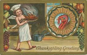vintage thanksgiving cards ephemeral new york