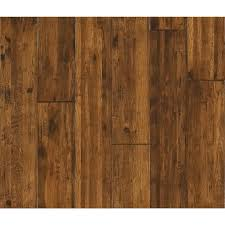 Highland Laminate Flooring Shop Shaw Beacon Point 8 In Highland Trail Hickory Solid Hardwood