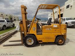 caterpillar v60b forklift item da0693 sold may 25 const