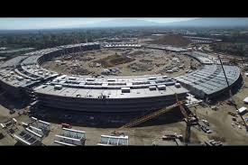 the apple campus 2 development is truly stunning grey coffee