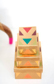 get organized with these copper gold storage boxes u2014 kristi
