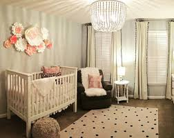 Decor For Baby Room Paper Flowers Etsy