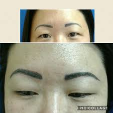 Hair Stroke Eyebrow Tattoo Nyc Bodyworks By Gayle Tattoo 55 Photos 9457 Bormet Dr Mokena