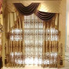 Gold Curtains Living Room Inspiration Aliexpress Com Buy New Dubai Luxury Magnetic Drapry For Living