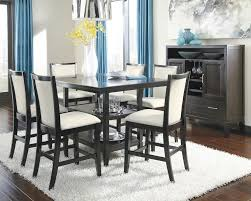 Pub Height Dining Room Sets by Signature Design By Ashley Trishelle Counter Height Dining Table