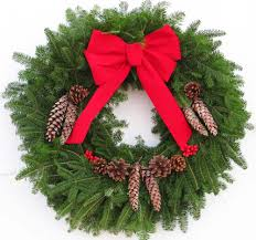 christmas wreaths u2013 beddington ridge farm