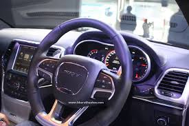srt jeep 2016 interior jeep at the 2016 indian auto expo