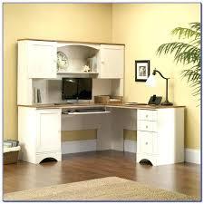 sauder orchard computer desk with hutch carolina oak sauder corner computer desk eatsafe co