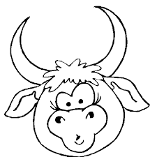 cowboy coloring pages clip art library