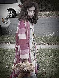 Girls Scary Halloween Costume Scary Homemade Costume Zombie Zombie