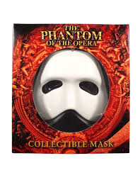 the phantom of the opera us tour ceramic mask ornament platypus