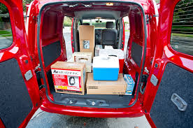 nissan pathfinder trunk space one year review 2013 nissan nv200