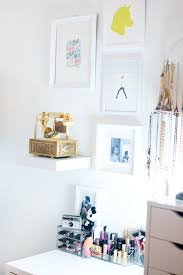 Diy Makeup Vanity Desk Diy Makeup Vanity Hello Rigby Seattle Fashion For