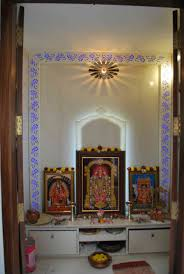 puja room design home mandir lamps doors vastu idols