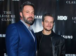 matt damon on that time he and ben affleck missed out on roles in