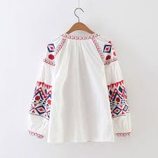linen blouses shop vintage folk ethnic style bohemian cotton and linen