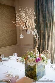 Manzanita Branches Centerpieces The French Bouquet Blog Inspiring Wedding U0026 Event Florals Real