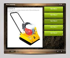 example elearning course gardening elearning templates