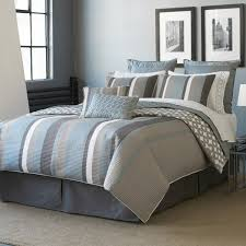Male Queen Comforter Sets Gray Blue And Green Comforters Furniture Contemporary