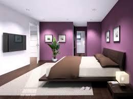 chambre à coucher violet couleur pour chambre a coucher