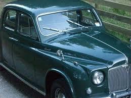 1955 rover p4 90