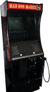 light gun arcade games for sale mad dog mccree videogame by american laser games