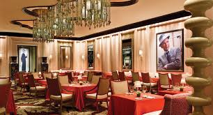 Dining Room Sets Las Vegas by Las Vegas Fine Dining Restaurants Sinatra Encore Resort