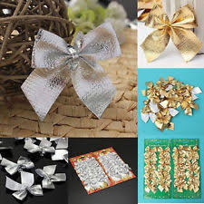 fabric bow christmas tree ornaments ebay