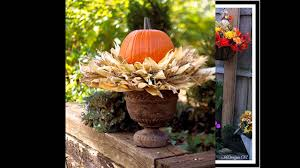 home fall decorating ideas for outside youtube