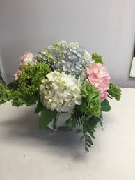 hydrangea arrangements small hydrangea bowl arrangement flowers of springs