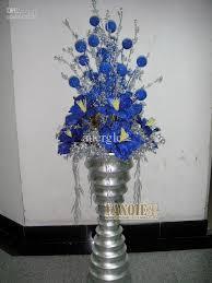 Flowers For Floor Vases Large Floor Vase Set Modern Fashion Classical Fashion Artificial