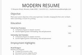 resume templates for docs resume template on docs template business idea