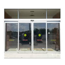glass door systems automatic door systems u0026 automatic doors manufacturer from new delhi