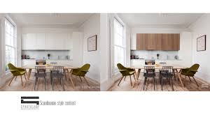 scandinavian interior scandinavian interior contrast photoshop architecture youtube