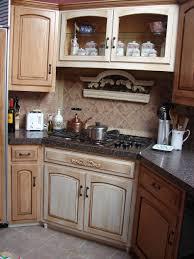 antique white glazed kitchen cabinets diy antique white kitchen cabinets off white glazed kitchen