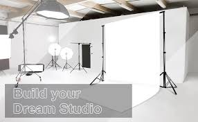 Photo Backdrop Amazon Com Limostudio Photo Video Studio 10ft Adjustable Muslin