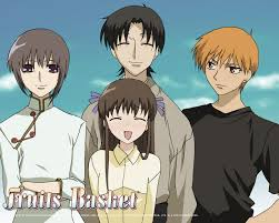 fruits baskets fruits basket family portrait fruits basket anime