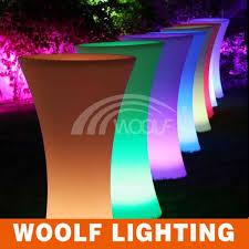 round party tables for sale led light up round high party table buy high party table round
