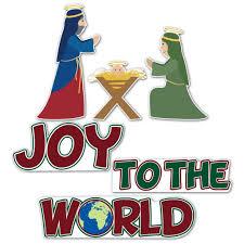 joy to the world nativity christmas lawn decorations
