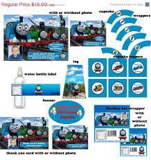 199 party theme thomas tank engine images