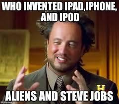 Meme Creator App Iphone - ancient aliens meme imgflip