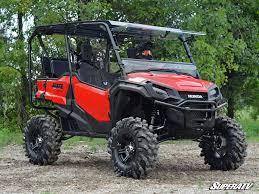 honda 1000 superatv u2013 honda pioneer 1000 4 u2033 portal gear lift bad
